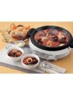 Zojirushi EP-RAC50 Gourmet d'Expert Electric Skillet Individual Pieces Cookware - Gray