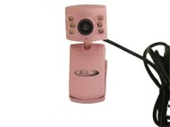Cute Baby Pink Webcam