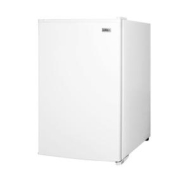 Summit Refrigeration FS60 - Manual Defrost All-Freezer, Slim Counter Height, 22 in Wide, White