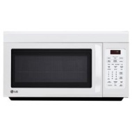 LG - 1.8 Cu. Ft. Over-the-Range Microwave - Stainless-Steel LMV1813ST