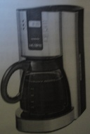 Mr. Coffee 12-Cup Programmable Coffee Maker