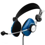 Muse MU-COMM The Commander Over-Ear Gaming Headset With Noise Cancellation Microphone