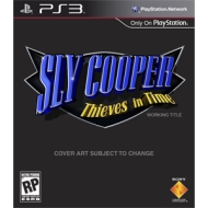Sly Cooper - Thieves in Time - PlayStation 3