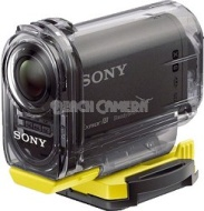 Sony HDR-AS10/B Compact POV HD Action Camera Essentials Bundle