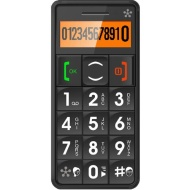 """The Just5 """"Easy"""" Phone – Simple voice & text, no complicated plan- it is that easy!"""