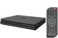 All Region DVD Player (Region Free Multi Zone NTSC, PAL) High Resolution 2-Channel Progressive Scan With USB Input and Remote Control MPEG-1, MPEG-2,