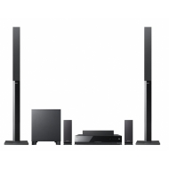 Sony BDV-E870 - Home theatre system - BRAVIA Internet Video - 5.1 channel - black