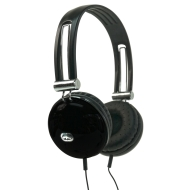 Marc Ecko Unltd Impact Over-the-Ear Headphones (Black)