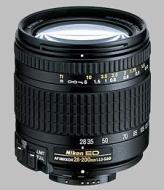 Nikon 28-200mm f/3.5-5.6G ED-IF AF Nikkor