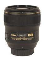 Nikon Nikkor AF-S 35 mm f/1.4G