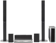RTD218 Home Theater System (DVD Player, 5.1 Speakers - 1 Discs - Dolby Digital, DTS, Dolby Pro Logic II)