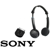Sony DR-BT22IK Bluetooth iPod Headphones