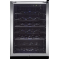 FFWC42F5LS 42 BOTTLE WINE COOLER