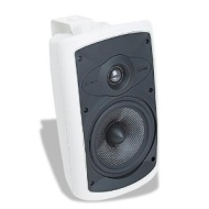 Niles OS6.5 White (Pr.) 6 Inch 2-Way High Performance Indoor
