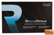 OCZ RevoDrive 120GB PCI-Express SSD