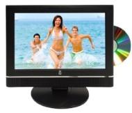 Pyle - 12 Volt 19'' Hi-Definition LCD TV Plug-in For RV/Car/Truck/Bus/Boat