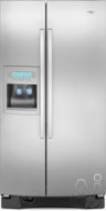 Whirlpool Freestanding Side-by-Side Refrigerator GS5VHAXW