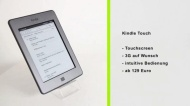 Kindle Touch 3G+WI-FI
