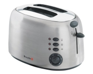 Breville TT58 Toaster, 2-Slice, Stainless Steel