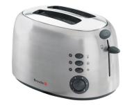 Breville TT58 Toaster, 2-Slice, Stainless Steel