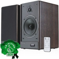 Microlabs SOLO6c System Audio 2.0 Speaker - Wooden Case