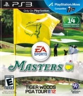 Tiger Woods PGA Tour 12 (2012): The Masters for PlayStation 3