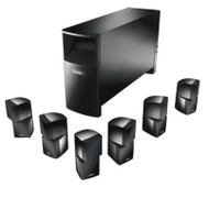 Bose AM16 Black Speakers - Subwoofer/satellite System