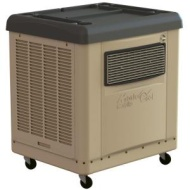 Portable Evaporative Coolers: Champion Cooler MasterCool 4000 CFM 2-Speed