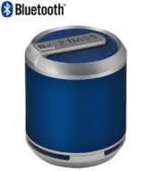 Divoom Bluetune Solo Wireless Bluetooth Speaker with Telephone function - blue for iPhone/iPad/Laptops/Smartphones/Bluetooth devices