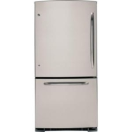 GBSL0HCXLLS General Electric Bottom Freezer Freestanding Refrigerator