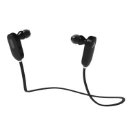 Jaybird Freedom Stereo Bluetooth Earbuds with Secure Fit-Bluetooth Headset - Retail Packaging - Midnight Black