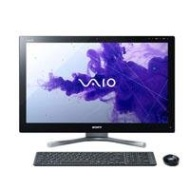 """Sony VAIO 24"""" Touchscreen All-In-One Desktop PC, Intel Core i7-3610QM 2.30GHz Processor, 8GB DDR3 RAM, 1TB HDD, Windows 7 Home Premium (Upgradable to"""