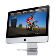 Apple iMac MC509LL/A 21.5-Inch Desktop (885909389438) Mac Desktop