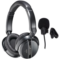 Audio-Technica ATH-ANC27 QuietPoint Active Noise-Canceling Headphones