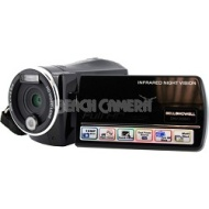 Bell and Howell DNV900HD Camcorder 1080p Infrared HD 16MP 3.0 LCD Night Vision Motion Detection
