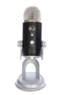 Blue Microphones Yeti USB Microphone - Premium Black Edition