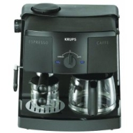 Krups XP1500 Coffee and Espresso Combination Machine