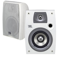 JBL Northridge N24AWII 2-Way Weather-Resistant Bookshelf Speakers, Pair