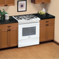 "Elite 30"" Slide-In Dual Fuel Range 4103"