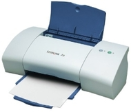 Lexmark Z 25 Color Jetprinter