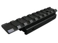 Seben Adaptateur Rail Weaver Picatinny sur 11mm Dovetail Montage Lunette RSM06
