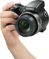 Sony - Cybershot 8.1MP Digital Camera with Manual Focus