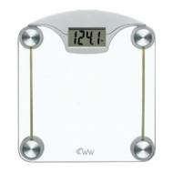 Conair WW39 Weight Watchers Digital Glass Weight Scale