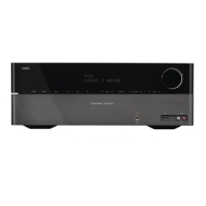 Harman Kardon AVR 1650 5.1-Channel, 95-Watt Audio/Video Receiver with HDMI v.1.4a, 3-D, Deep Color and Audio Return Channel