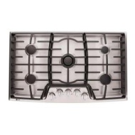 LCG3691ST LG 36&quot; Gas Cooktop - Stainless Steel