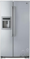 LG Freestanding Side-by-Side Refrigerator LSC26905