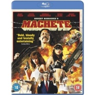 Machete (2010) (Blu-ray)