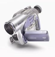 Panasonic DVD DIGA Palmcorder VDR-M53