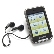 PMP280-8 8GB Black Portable Media Player (2.8 LCD Touchscreen, Flash Drive)
