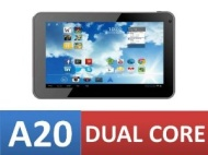"Dual Core 7"" inch Android Tablet OSTECH DUAL CORE Allwinner A20 Cortex A7 1.2 Ghz (up to 1.5Ghz Maximum) (x2) Processor DUAL CORE 400 Mhz (x2) Mali GP"